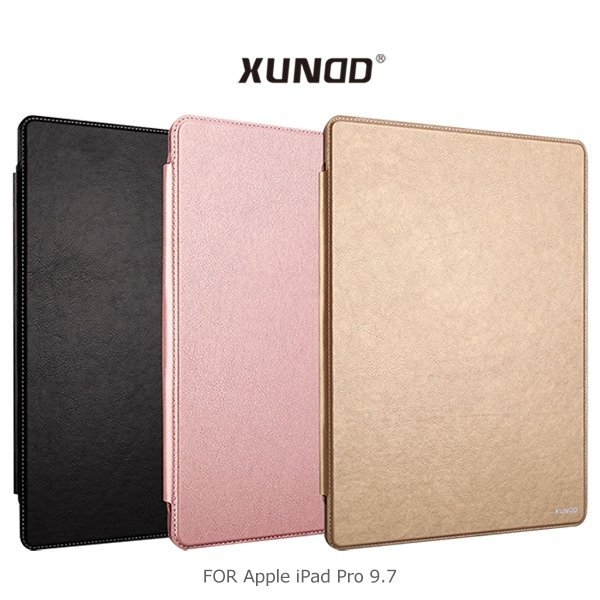 XUNDD 訊迪/安可可立皮套/Apple iPad Pro 9.7/手機殼/側翻皮套/可立式/手機皮套【馬尼行動通訊】