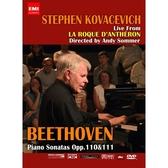 【停看聽音響唱片】【DVD】拉羅克.安瑟宏音樂節:柯瓦契維奇鋼琴演奏