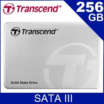 TRANSCEND 創見 TS256GSSD370S 370系列 256GB 2.5吋 SATAIII 固態硬碟