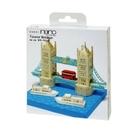 KAWADA Paper Nano 紙拼圖 Tower Bridge 倫敦鐵橋 PN-110
