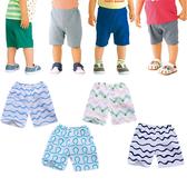 嬰兒短褲 寶寶夏日短褲 棉質小童褲 海灘褲 童裝 HY40601 好娃娃