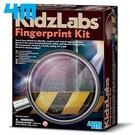 又敗家@4M科學小小偵探警察採集手指紋密碼戰00-03248教具Kit組Detective Science-Fingerprint