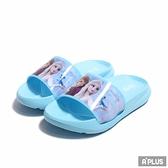 K-SHOES 童鞋 冰雪奇緣2 EVA拖鞋水藍-S14016