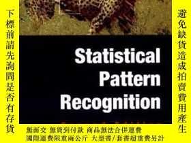 二手書博民逛書店Statistical罕見Pattern Recognition, 2nd Edition-統計模式識別,第二版奇