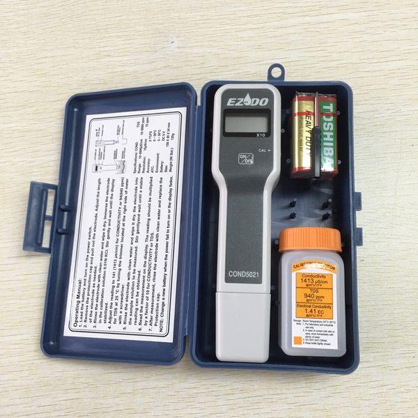 泰菱電子◆電導度計台製COND 5021 TECPEL