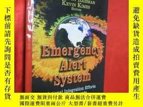 二手書博民逛書店Emergency罕見Alert System (小16開,硬精