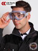 護目鏡透明護目鏡防風防沙防飛濺防護眼鏡騎行騎車防塵風鏡勞保擋風男女