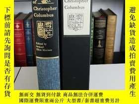 二手書博民逛書店Life罕見and Voyages of Christopher Columbus 《哥倫布生平及航海日記和相關文