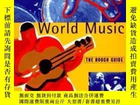 二手書博民逛書店World罕見MusicY255562 Simon Broughton Rough Guides 出版199