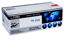 TN-3320 brother原廠黑白雷射專用碳粉匣 (可列印3000頁) HL-5450DN,HL-5470DW,HL-6180DW,MFC-8510DN