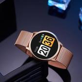 智慧手環 Q8藍芽計步運動智慧手環超長續航睡眠防丟防水彩屏智慧手錶