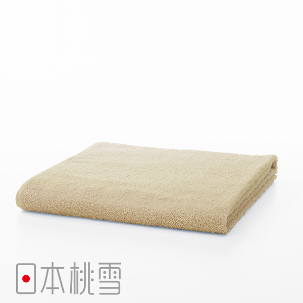 日本桃雪飯店大毛巾(咖啡色) 鈴木太太