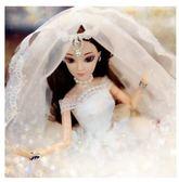 豪華夢幻超大裙擺女孩芭比娃娃LYH2932【大尺碼女王】