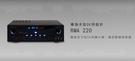 美國JBL 專業級卡拉OK擴大機 RMA220 新竹桃園名展音響專賣店