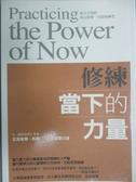 【書寶二手書T1/心靈成長_JJV】修練當下的力量_張德芬, 艾克哈特.托勒