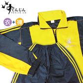 送鑰匙圈★天神牌★運動型二件式套裝風雨衣(4色6尺寸選擇) TJ-919