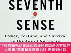 二手書博民逛書店The罕見Seventh Sense: Power, Fortune, and Survival in the A