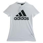 Adidas 愛迪達 W MH BOS TEE  短袖上衣 DZ0013 女 健身 透氣 運動 休閒 新款 流行