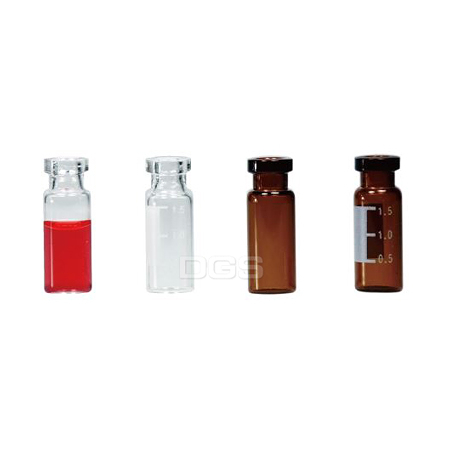《DGS》11mm鋁蓋取樣瓶 寬口 12x32mm 11mm Crimp Top Vials Wide Opening 12 x 32mm