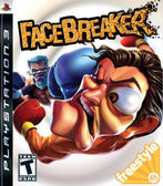 PS3 FaceBreaker 破相王(美版代購)
