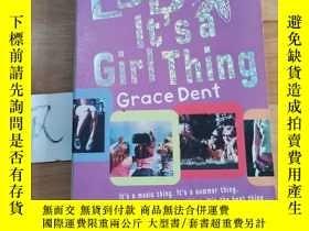 二手書博民逛書店Lbd罕見- It s a Girl Thing Grace DentY15335