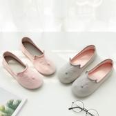 月子鞋夏季薄款產后軟底春秋季包跟室內鞋孕婦鞋厚底產婦月子拖鞋 童趣屋