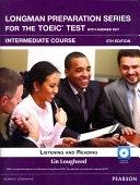 二手書 《Longman Preparation Series for the TOEIC Test: Listening and Speaking》 R2Y ISBN:9780131382770