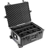 【聖影數位】美國 PELICAN 派力肯 1614氣密箱含輪座 (隔板組)【正成公司貨】