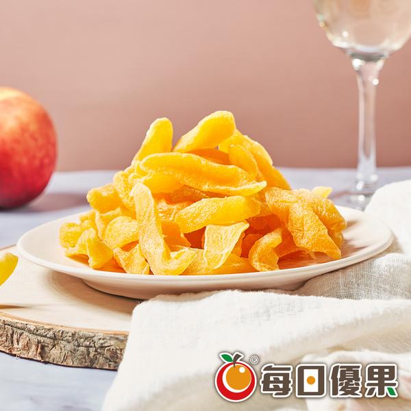黃金水蜜桃乾200G 每日優果