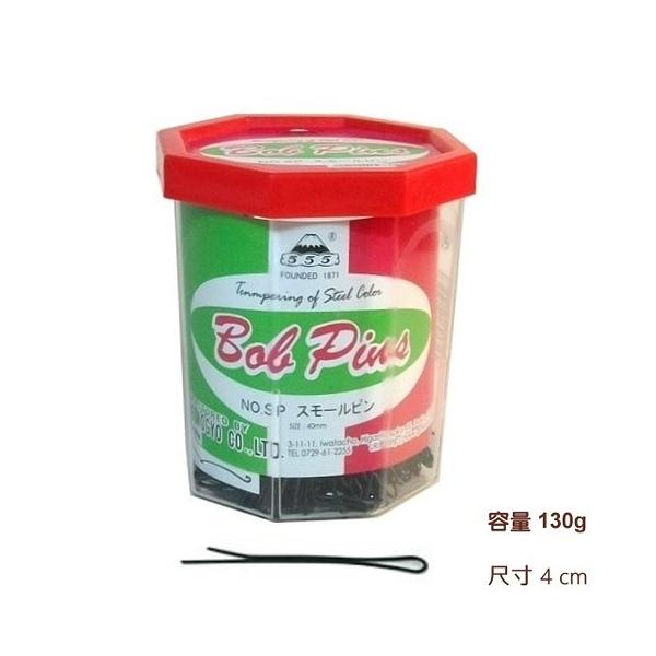 日本五力不生鏽髮夾 SP思摩露髮夾--日本製-- 4957415121027