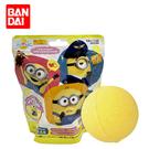 兩入一組【日本正版】小小兵 造型公仔 沐浴球 綜合水果香氛 泡澡劑 入浴球 款式隨機 - 477204