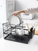 廚房金屬碗架瀝水碗碟收納收納盒