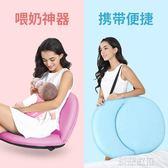 哺乳枕頭護腰椅子坐月子防吐奶嬰兒夏季  創想數位DF