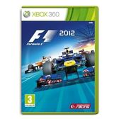 【軟體採Go網】XBOX360★現貨供應免運★F1 2012  Formula One一級方程式賽車 英文版