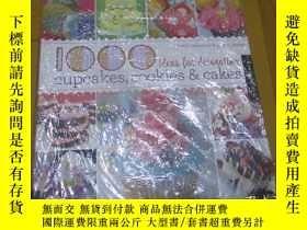 二手書博民逛書店1000罕見Ideas for Decorating Cupcakes, Cakes, and Cookies (