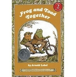 〈汪培珽英文書單〉〈An I Can Read系列 Level 2   〉FROG AND TOAD TOGETHER / 讀本