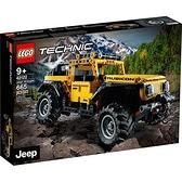 樂高積木 LEGO《 LT42122 》科技 Technic 系列 - Jeep® Wrangler / JOYBUS玩具百貨