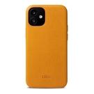 Alto iPhone 12 mini 真皮手機殼背蓋 5.4吋 Original 360 - 焦糖棕【可加購客製雷雕】皮革保護套