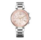 CITIZEN 星辰 光動能 亞洲限定 計時手錶 FB1455-50W 廣告款