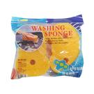 高級PU海藻洗車海綿 2入