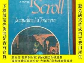二手書博民逛書店The罕見pompeii scroll 原版 精裝帶封皮Y109