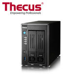 Thecus 色卡司 N2810Pro 2Bay NAS 網路儲存伺服器