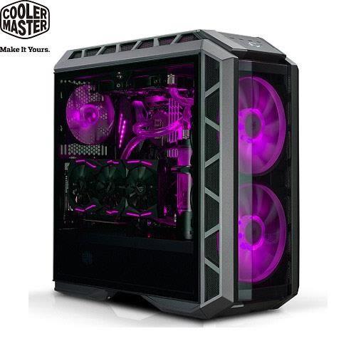 Cooler Master MasterCase H500P 電腦機殼-黑色版