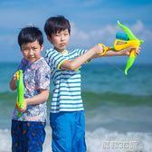 玩具水槍 弓箭水槍兒童玩具抽拉式壓力男孩小孩夏天沙灘戲水呲水噴水玩具  酷動3Cigo