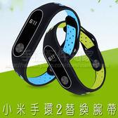 【運動腕帶】小米手環 2 替換帶/MIUI 運動手環/手錶錶帶/錶環/Mi Band 2-ZW