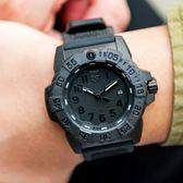 LUMINOX 雷明時 NAVY SEAL 3501.BO 海豹突擊隊二代腕錶 45mm 熱賣中!