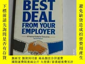 二手書博民逛書店HOW罕見TO GET THE BEST DEAL FGOM Y