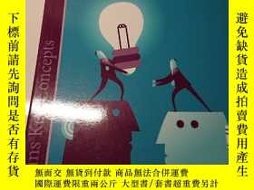 二手書博民逛書店Key罕見Concept in Business Studies
