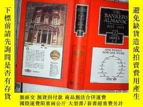 二手書博民逛書店THE罕見BANKERS ALMANAC 1999 07 vol.5Y261116