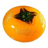 Hot!圓滿柿柿如意 鎏金琉璃 禮品
